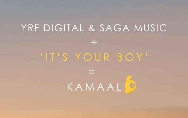 saga-music-yrf-collaboration-badshah-uchana-kamaal