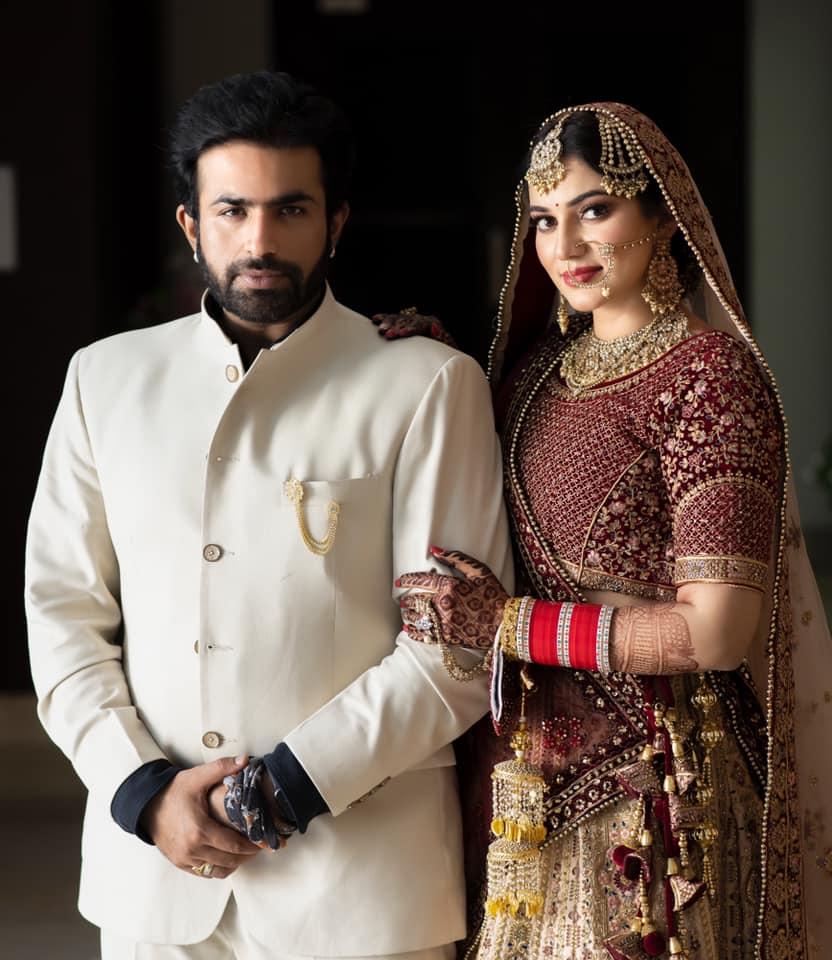 drishtii garewal husband