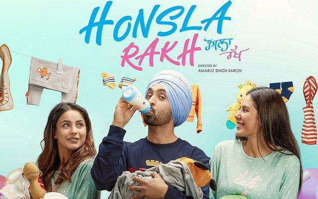 'Honsla Rakh' Trailer Review: Looks Like A Typical Comedy But We're Still Keeping 'Honsla'
