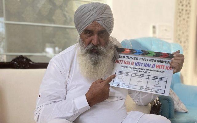 Hit Hai G Hit Hai Ji Hit Hai- Mahabir Bhullar Starts The Shoot For His Next!