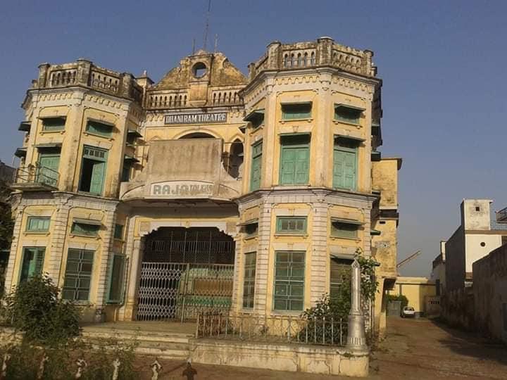 raja talkies ferozepur dhaniram theatre