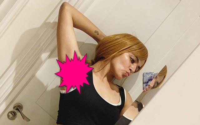 wamiqa-gabbi-hairy-armpits-blonde-hair